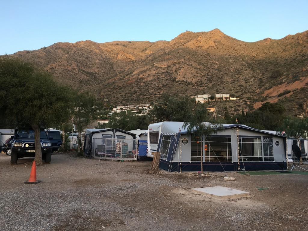 Camping El Portus