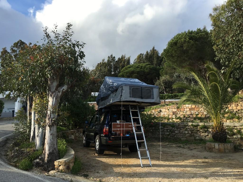 Camping Tarifa