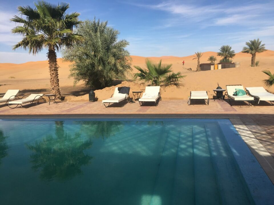 kameel.rijden marrakech lange.broek